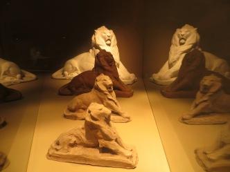 Lion of Belfort sculpture
