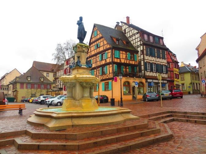 The Roesselmann Fountain
