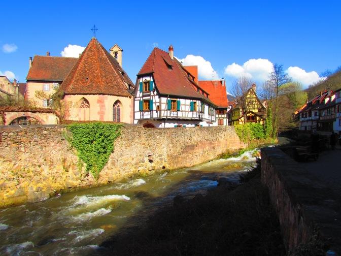 Kaysersberg river